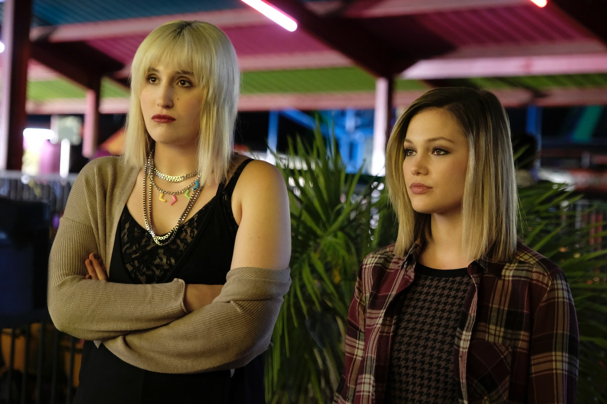 Kate and Mallory from Cruel Summer make for a great lesbian couple Halloween costume.