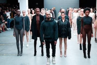 Kanye West Adidas Yeezy Season 1