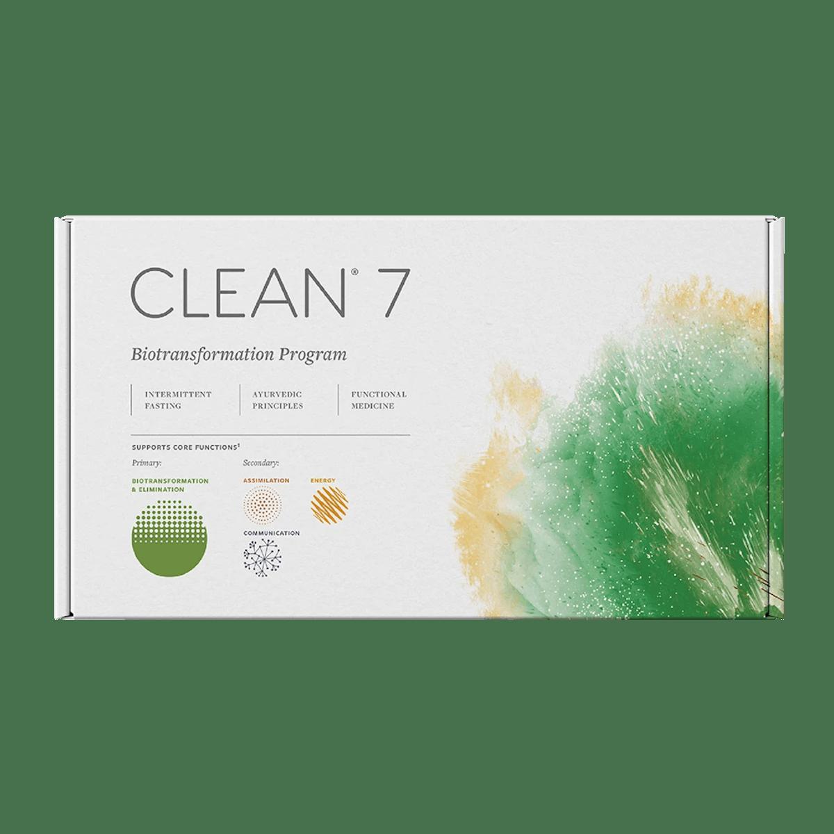 7-Day Cleanse & Detox Program