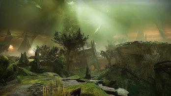 destiny 2 throne world witch queen