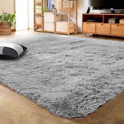 LOCHAS Ultra Soft Indoor Modern Area Rug