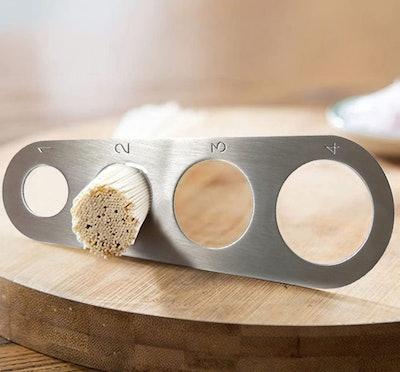 AxeSickle Spaghetti Measuring Tool