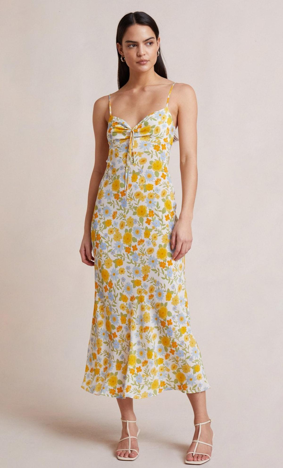 Cali Sun midi dress from BEC + BRIDGE.