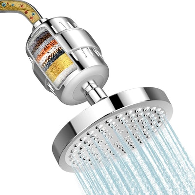 FEELSO 15-Stage Filtering Showerhead