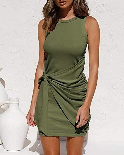 LILLUSORY Sleeveless Tank Dress