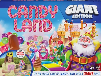Giant Candy Land Classic Kids Game