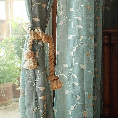 Apipi Curtain Tiebacks (4 Pieces)