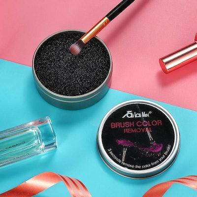 Tailaimei Makeup Color Remover Sponge