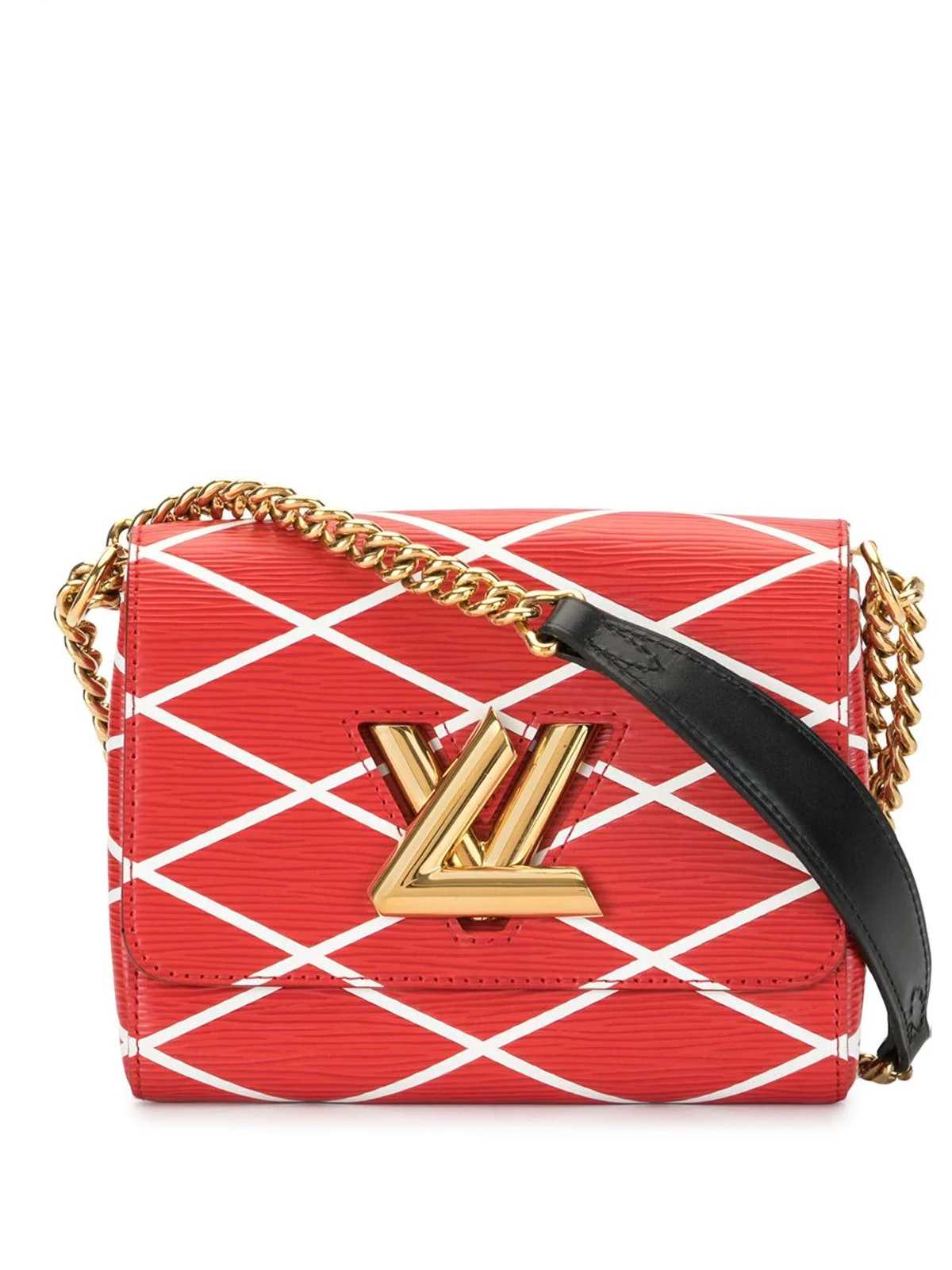 Louis Vuitton 2014 pre-owned Malletage Twist PM shoulder bag