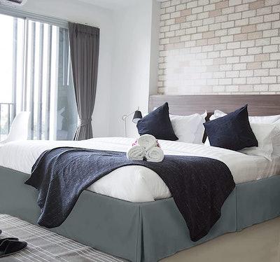 Utopia Bedding Queen Bed Skirt