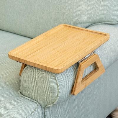 Signature Home Clip-On Sofa Table