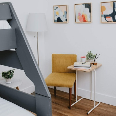 SOFSYS Snack Side Table