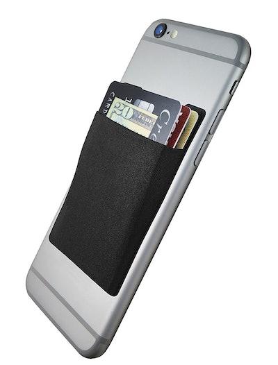 CardNinja Ultra-Slim Self-Adhesive Credit Card Wallet for Smartphones