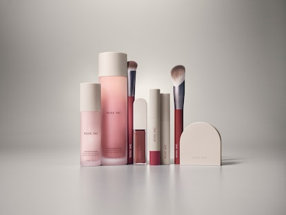 Rosie Huntington-Whiteley launched clean beauty products. Rose Inc.'s first collection is called The...