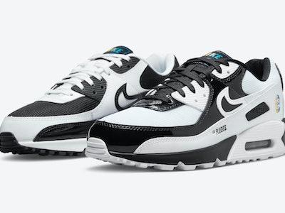 "Nike ""Lucha Libre"" Air Max 90 sneaker"