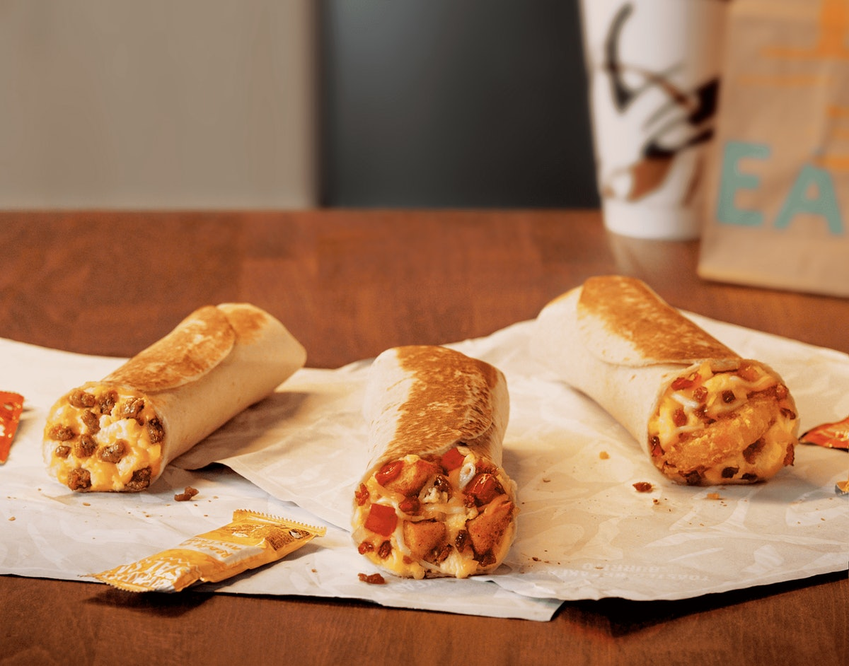 Taco Bell breakfast is coming back in fall 2021.