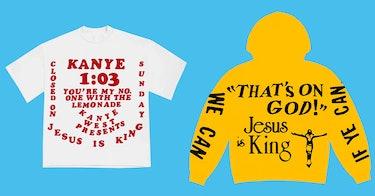 Cactus Plant Flea Market Kanye West Jesus Is King Merchandise