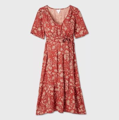 Isabel Maternity by Ingrid & Isabel™ Floral Print Dress