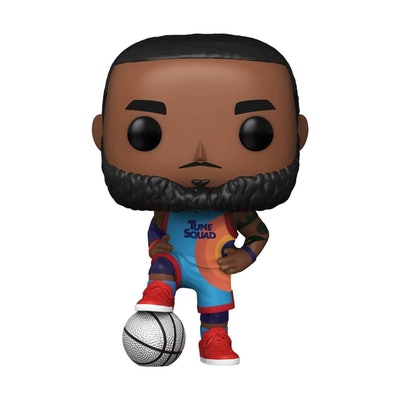 Funko Pop! Movies: Space Jam, A New Legacy - Lebron James