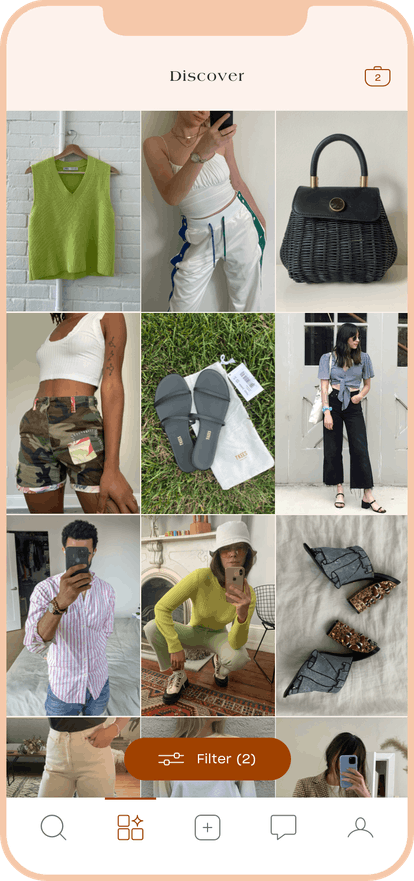 Urban Outfitters inc. launches Nuuly Thrift, an online resale platform.