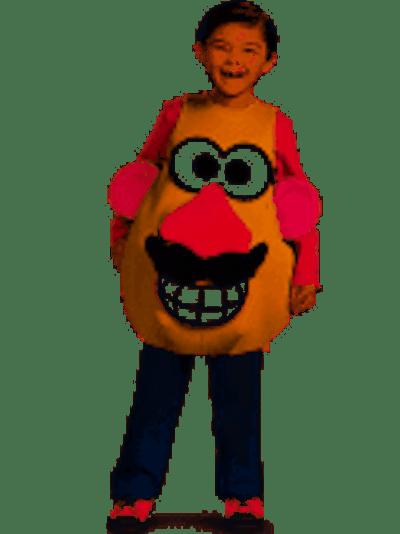Child Mr. Potato Head Costume