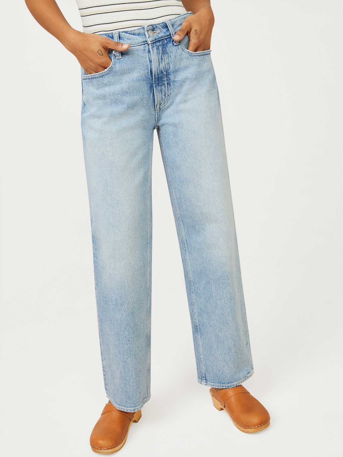 Relaxed 90's Jeans