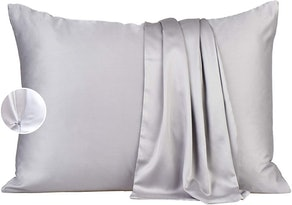 Vegan Silk Bamboo Pillowcase (2-Pack)