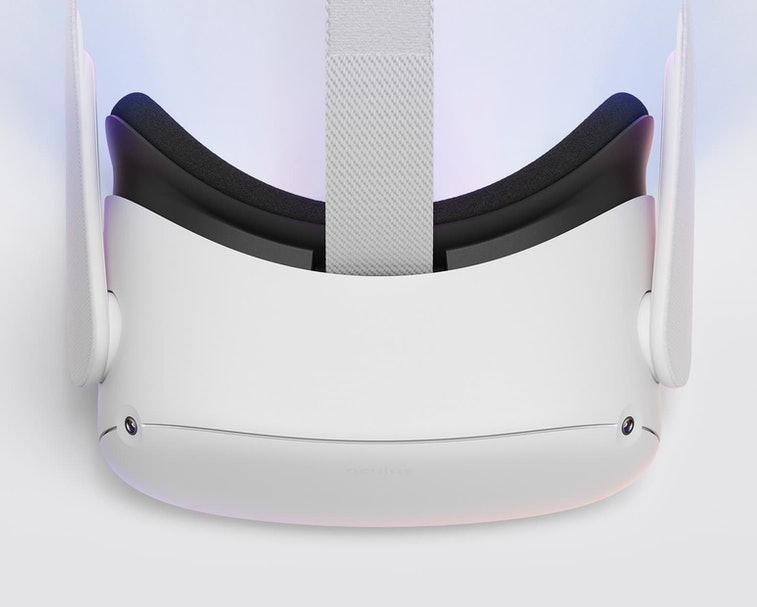 A high-res photo of the Oculus Quest 2