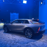 Look: The Cadillac Lyriq is the best looking new EV on the market