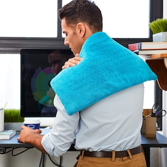 MIGHTY BLISS Electric Heating Pad