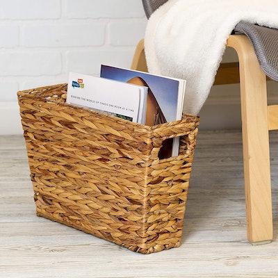 Honey-Can-Do Magazine Storage Basket