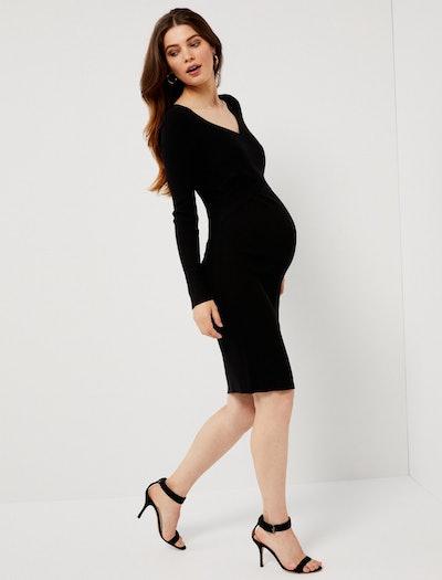 Ripe Sadie Rib Knit Dress