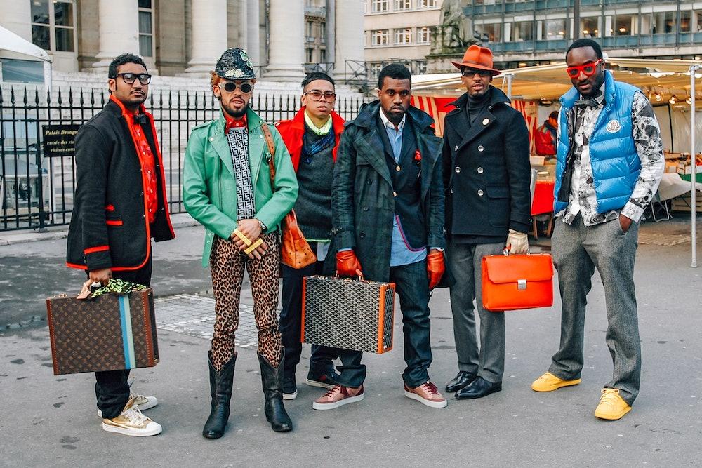 kanye west virgil abloh don c paris fashion week 2009