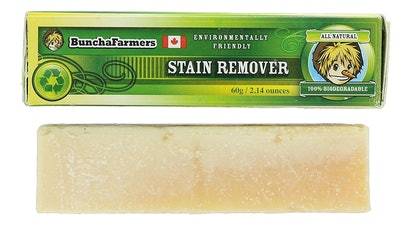 BunchaFarmers All Natural Environmentally Friendly Stain Remover Stick (2-Pack)