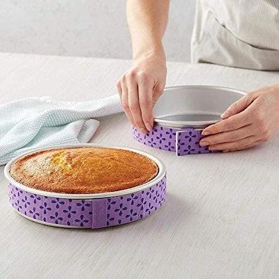 Winerming Cake Pan Strips (4-Pack)