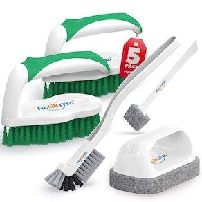 Holikme Deep Cleaning Brush Set (5-Pack)