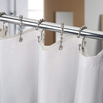 Amazer Double Shower Curtain Rings