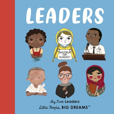 Leaders: My First Leaders board book