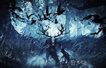 Leshen Witcher
