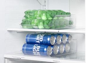 Seseno Refrigerator Organizer Bins (4-Pack)
