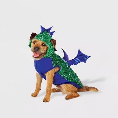 Dinosaur Dragon Dog Hoodie - Hyde & EEK! Boutique