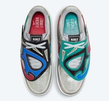 "Nike ""Lucha Libre"" Air Force 1 sneaker"