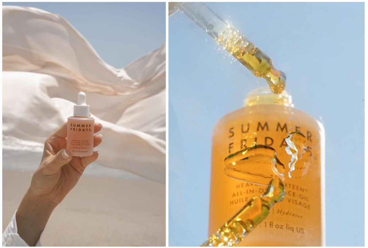 Summer Fridays' new face oil: Heavenly Sixteen All-in-One Face Oil