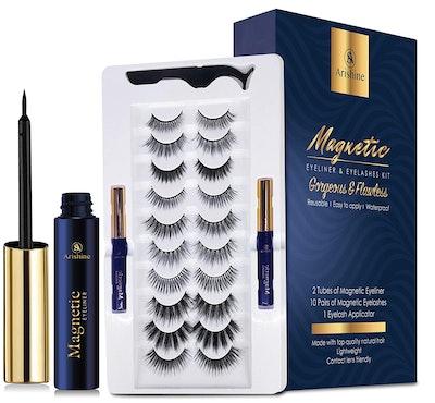 Arishine Magnetic Eyeliner & Eyelashes