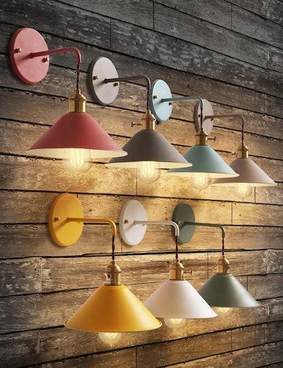 iYoee Wall Sconce Lamp