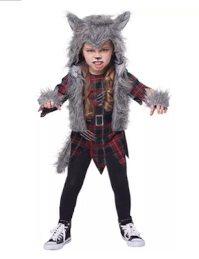 Wee-Wolf Girl Costume