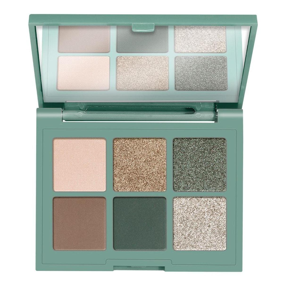 Dancing Green Eyeshadow Palette