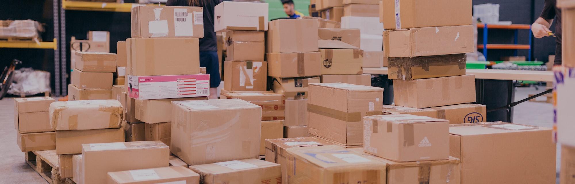 StockX Detroit Warehouse
