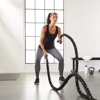 Amazon Basics Battle Exercise Training Rope