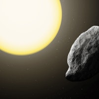 Look: Fast-moving asteroid could help unlock Solar System secrets